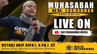 Pengajian Ahad Malam||Ustadz Arip Ripa'i.S.PdI.ST