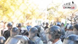 Desalojo en Zacualpan