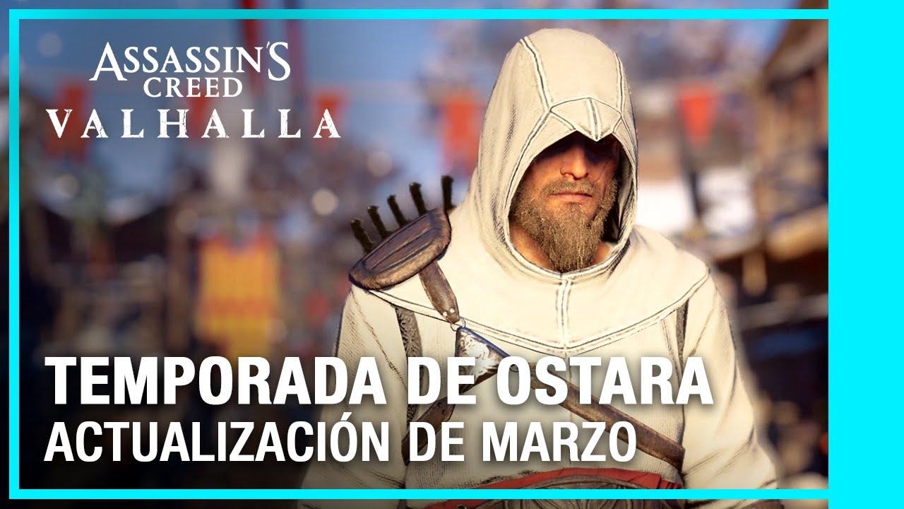 Assassin's Creed Valhalla - Temporada de Ostara: Actualización de Marzo Gratis | Ubisoft LATAM