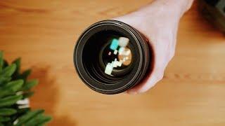 3 BEST Lenses For The Panasonic GH5 + ND Filter Hack