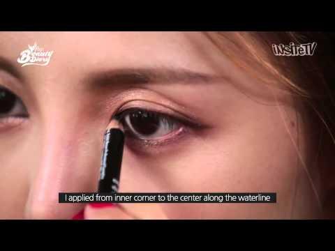Trang điểm mắt sâu và to với hướng dẫn đánh mắt tạo khối