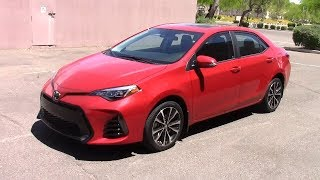 2018 Toyota Corolla: 1 Week Test Drive