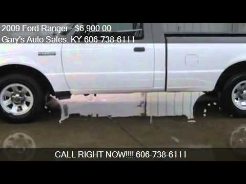 2009 Ford Ranger For Sale In Sandy Hook Ky 41171 At The Gar Youtube