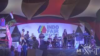 "Dangdut Koplo neng Suriname ""MAXPLIT BAND"" Indofair 2018"