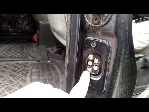 Ремонт стеклоподъемников Nissan Prairie