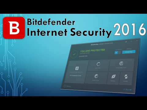 Bitdefender Total Security Multi Device 2017 Review from YouTube · High Definition · Duration:  8 minutes  · 7,000+ views · uploaded on 8/13/2016 · uploaded by Anti-Virus4U.com