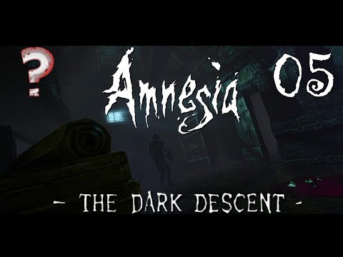 Amnesia The Dark Descent ITA #5 Il punto debole degli horror - Prigioni