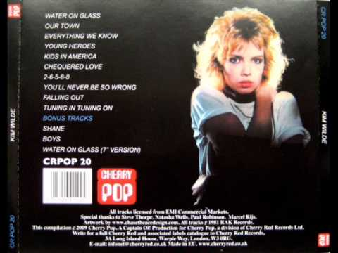 Kim Wilde Kim Wilde 1981 Full Album Youtube