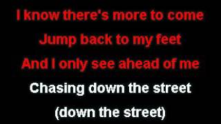 Bag Raiders - Shooting Stars - Karaoke