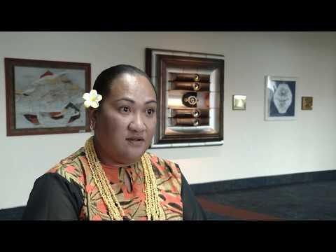 Soifualupa Wulf, Ministry of Women, Community & Social Development of Samoa