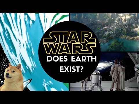 Does Earth Exist in the Star Wars Universe? Are Star Wars Humans From Earth?