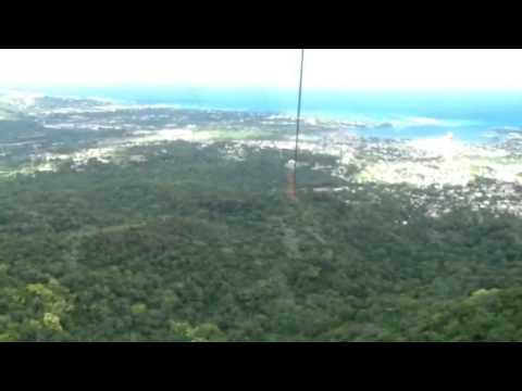 Teleferico Puerto Plata Dominican Republic