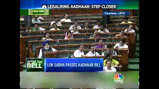 Lok Sabha Passes The Aadhaar Bill
