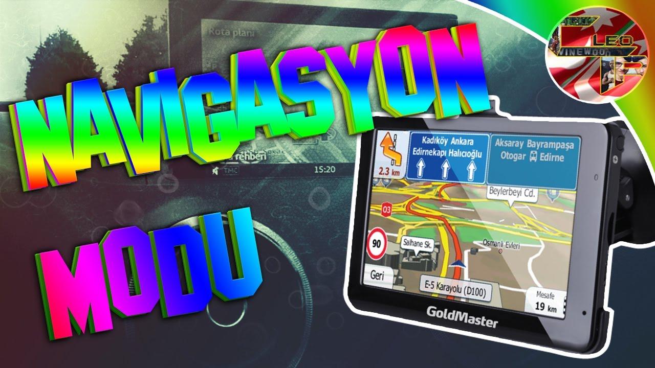 Gta San Andreas #75   (GTA 5 ) Navigasyon Mod   Navigation MOD  Tanıtım   İndir   Download