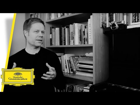 Max Richter - Three Worlds: Music From Woolf Works - In the Garden (Interview)