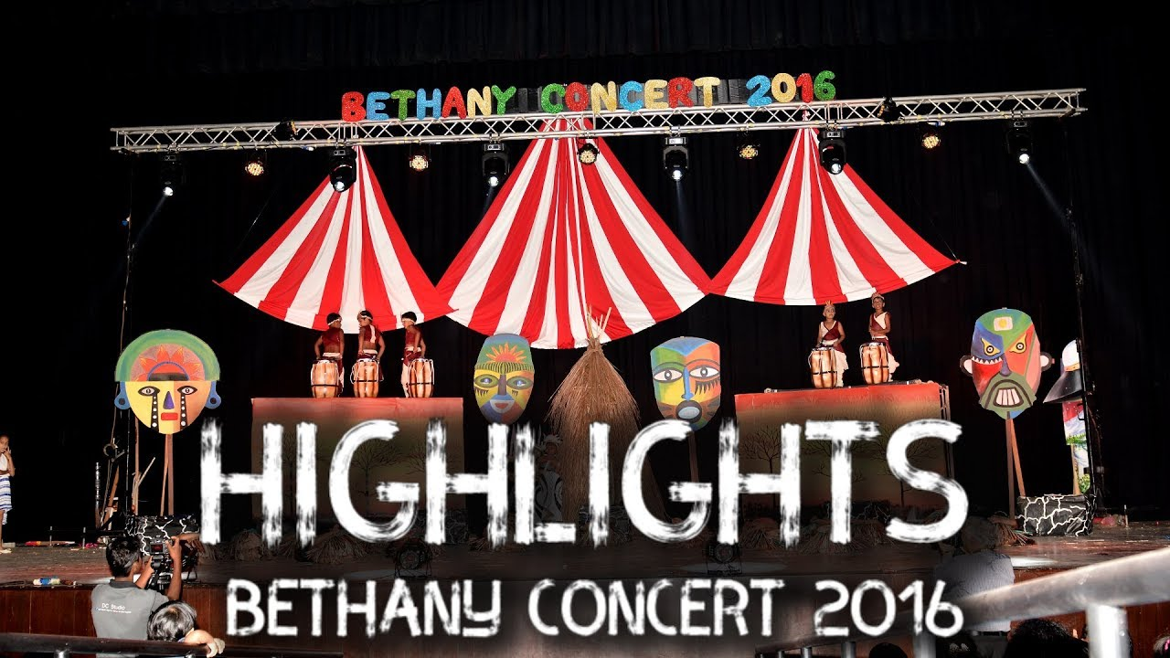 Bethany Nursery Concert 2016 Highlights