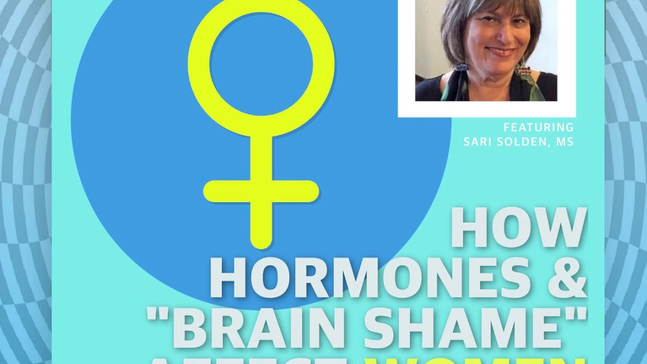 Download How Estrogen and Brain Shame Affect Women with ADHD