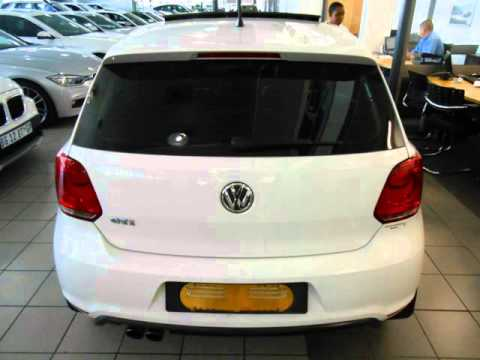 2013 VOLKSWAGEN POLO 1.4T FSI GTI DSG Auto For Sale On Auto Trader South Africa