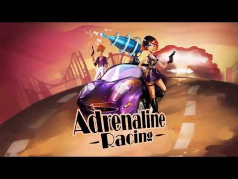 Adrenaline Racing - Awesome Street Racing Game
