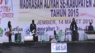 UNGU - PUJI SYUKUR COVER By : SMS BAND