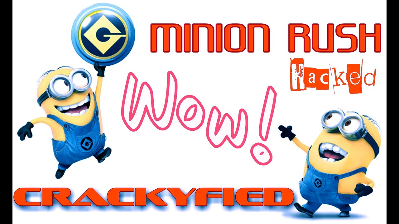 android minion rush coin hack