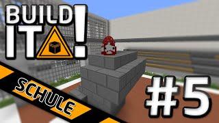Build It! - Schule #5 Niemand holt den Lehrer! | Minecraft | Porkchop Media