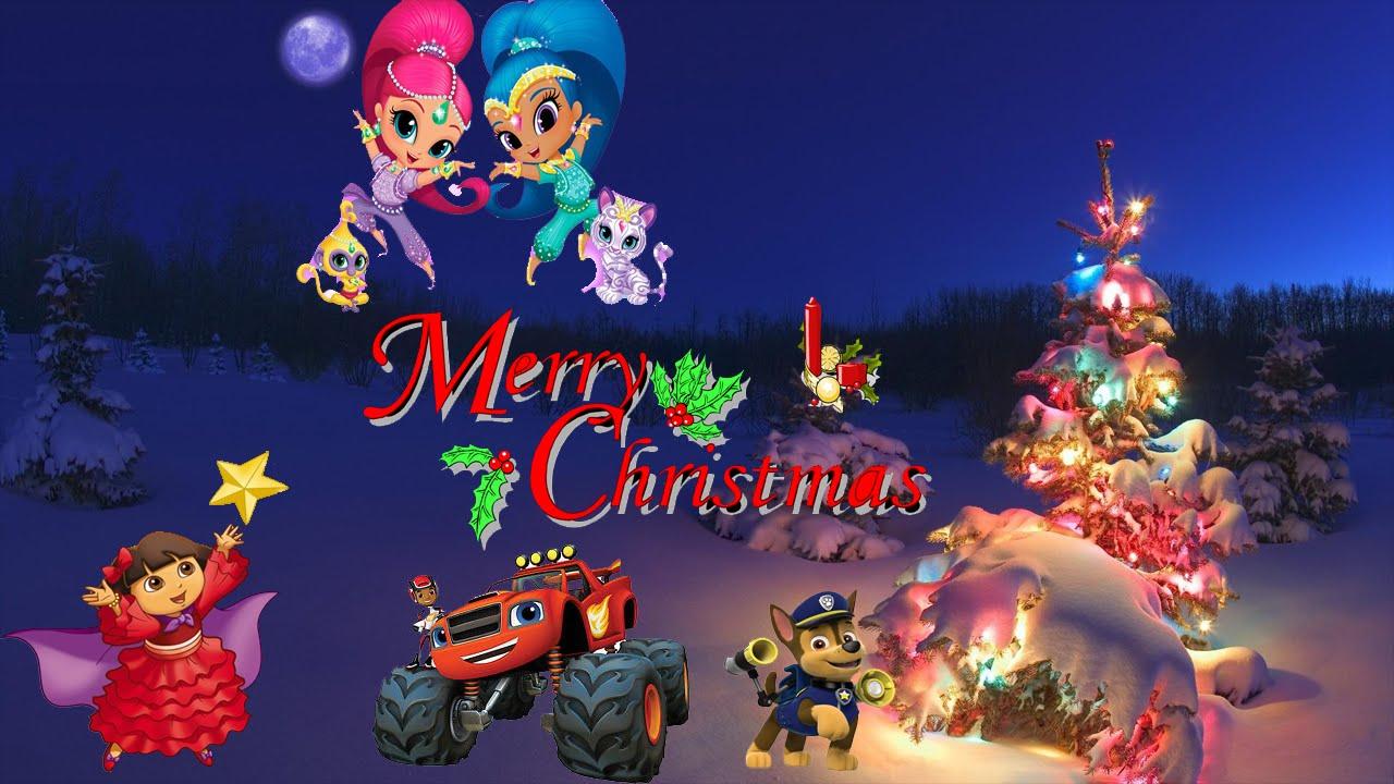 Nick Junior Cute Games - Nick Jr. Christmas Festival - PART 1 ...