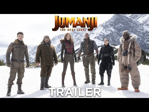 JUMANJI: THE NEXT LEVEL - Trailer 2 - Ab 12.12.19 im Kino!