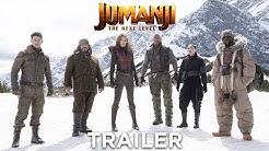 JUMANJI: THE NEXT LEVEL - Trailer 2 - Ab 12.12.19 im Kino!