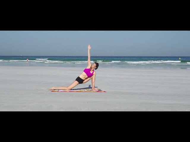 Yoga and Stretching: Front Split Series. Part 1