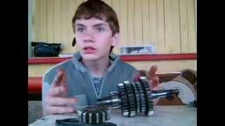 как работает коробка передач на мотоцикле урал