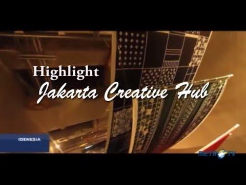 Highlight Idenesia: Jakarta Creative Hub