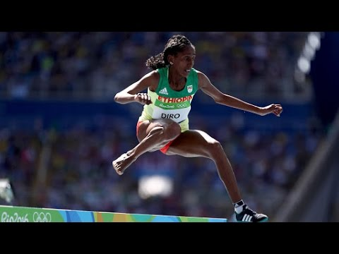 Ethiopian Runner Who Lost Her Shoe During a Race Miraculously Makes It To Finals thumbnail