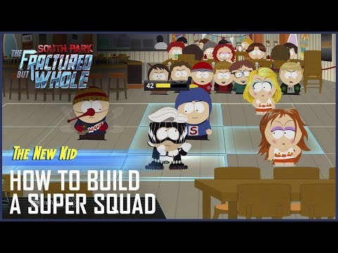 South Park: The Fractured But Whole – How to Build a Super Squad | Ubiblog | Ubisoft US