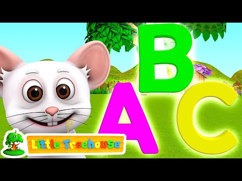 ABC Colors Shapes & Numbers  Kindergarten Nursery Rhymes & Songs for Kids  Little Treehouse S03E42