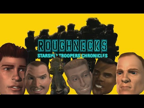 Roughnecks: Starship Troopers Chronicles Review - Ugly CGI Starship Troopers Kid Show