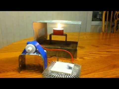 Portable Thermoelectric Motor Doovi