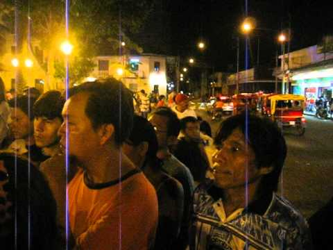 Peru: Iquitos - Music on the Main Place (6 Augustus 2006)
