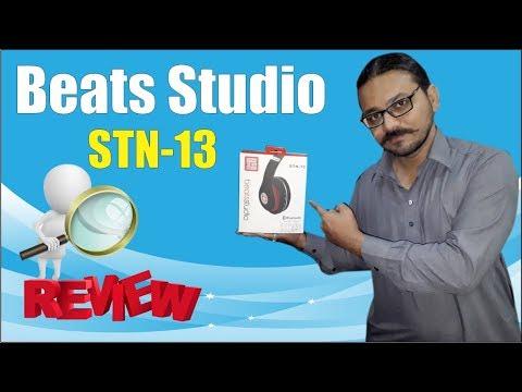 Beats Studio Bluetooth Headphone Stn 13 Review Sohail Computers Youtube