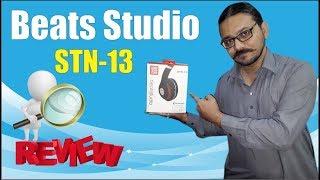Beats Studio Bluetooth Headphone STN-13 Review | Sohail Computers