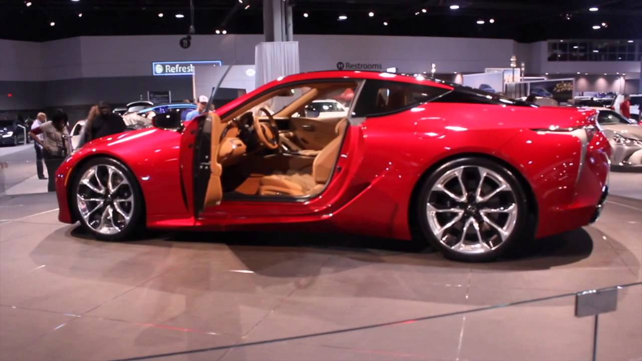 Atlanta Auto Show >> 2016 Atlanta International Auto Show Youtube