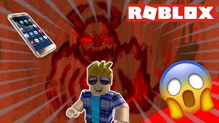Roblox on mobile! I'm escaping from the complex!