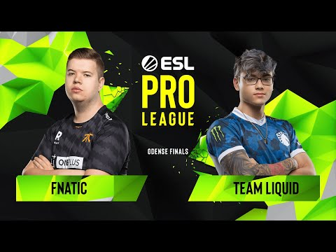 fnatic vs Team Liquid vod