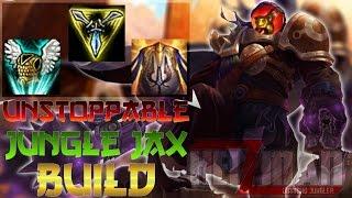 UNSTOPPABLE Jungle Jax Build (Season 6)