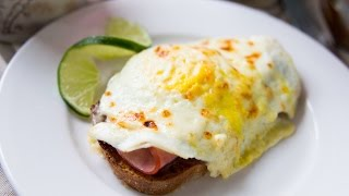Croque Madame | Mother's Day Breakfast