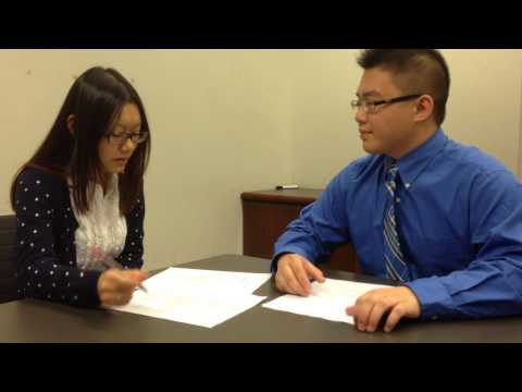 Office Assistant Interview