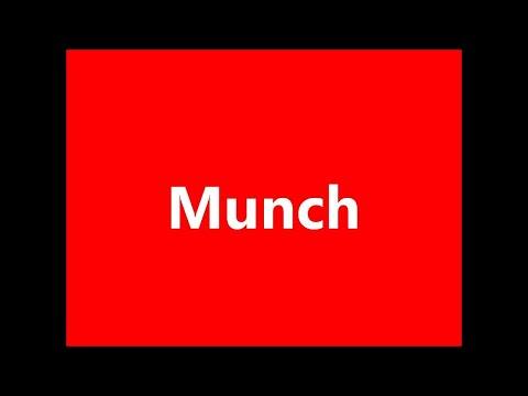 Munch / Bite Sound Effect