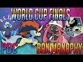 The World Cup of Pokémon XII-Finals: PDC vs. Ban Manaphy (Sun&Moon OU) w/Posho