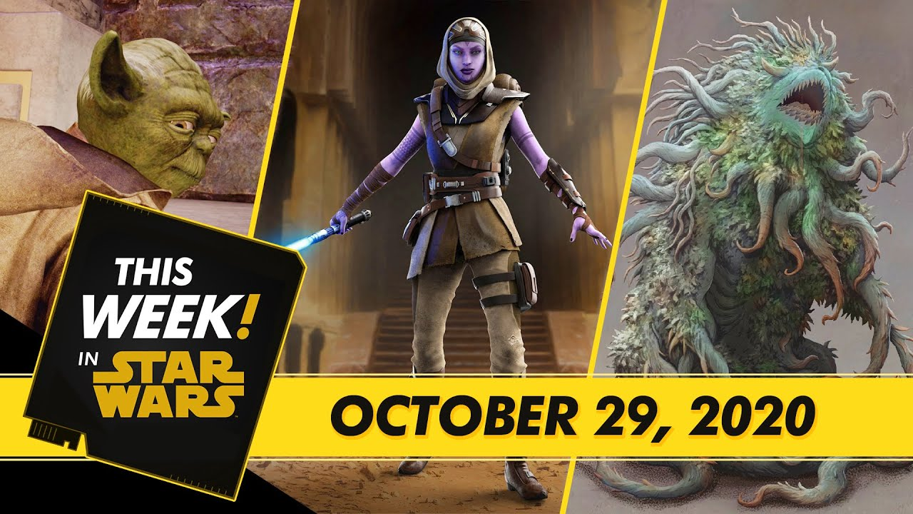 The Mandalorian Virtual Red Carpet Premiere, What Scares the Jedi, and More!
