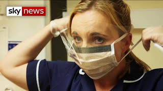 Nurses lives being 'put at risk' by a lack of protective equipment